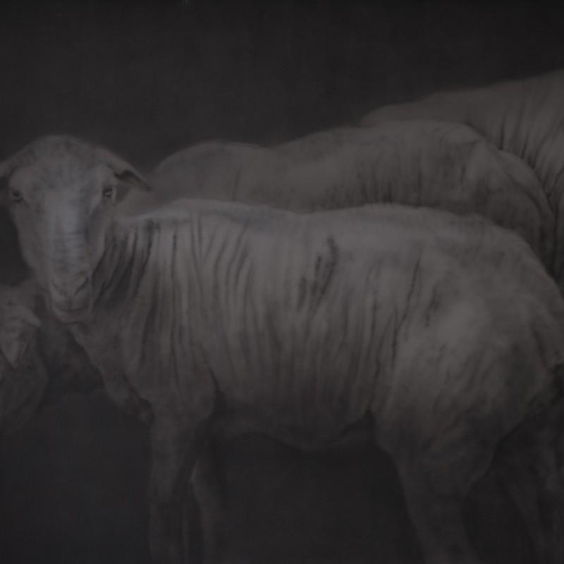 SHV4, 100x120cm, akryl na plátne, 2013