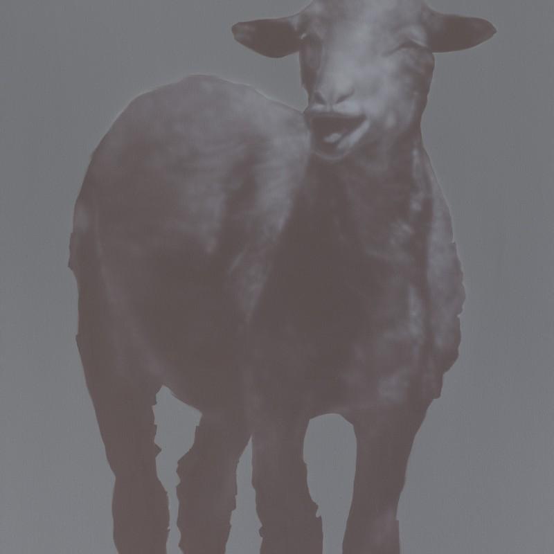 SHBRN, 120x90cm, akryl na plátne, 2013
