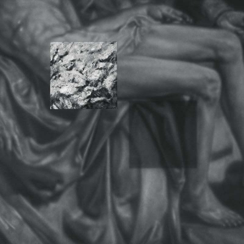 Kamene 4, 140x190cm, olej a akryl na plátne, 2020
