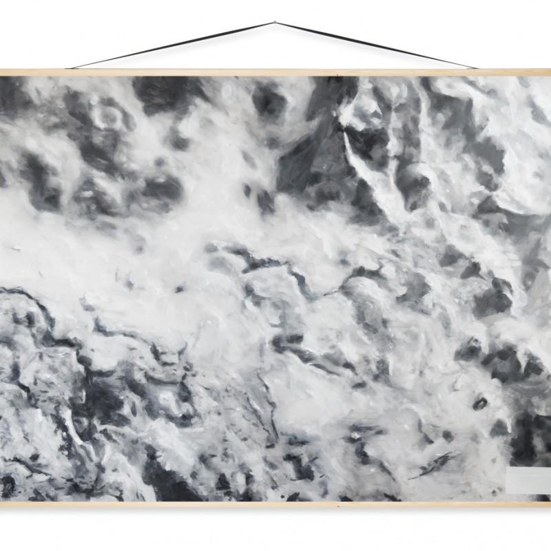 Edukácia 6, 150x200cmcm, olej na plátne, 2014