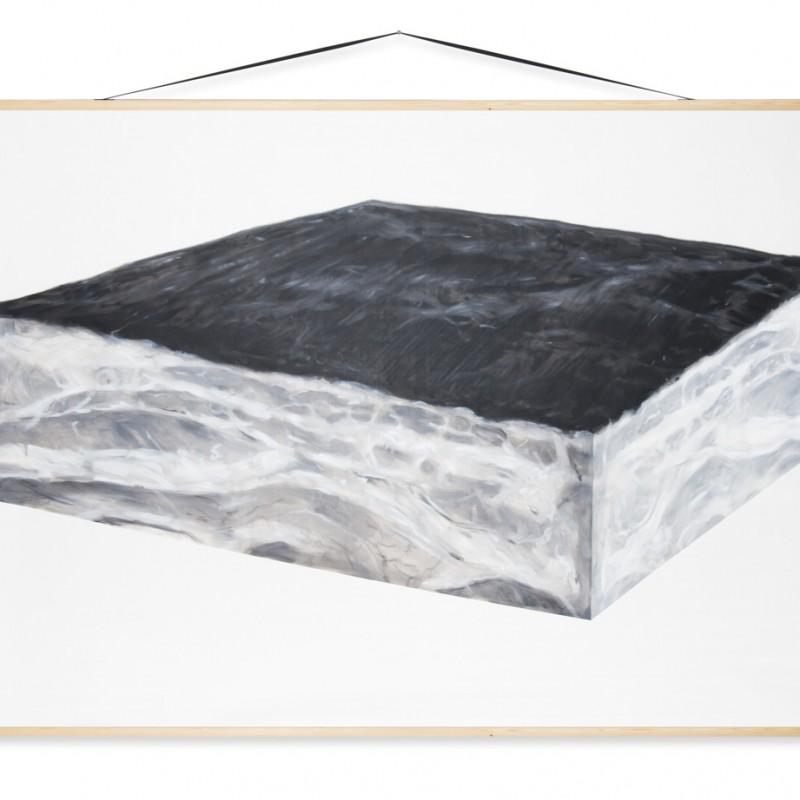 Edukácia 4, 150x200cm, olej na plátne, 2014