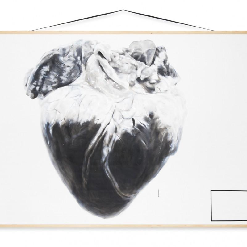 Edukácia 3, 150x200cm, olej na plátne, 2014