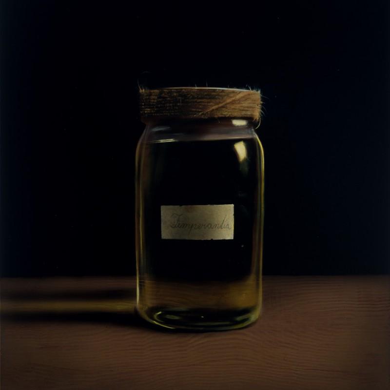 Cnosti 1-7, 50x40cm, olej na plátne, 2016