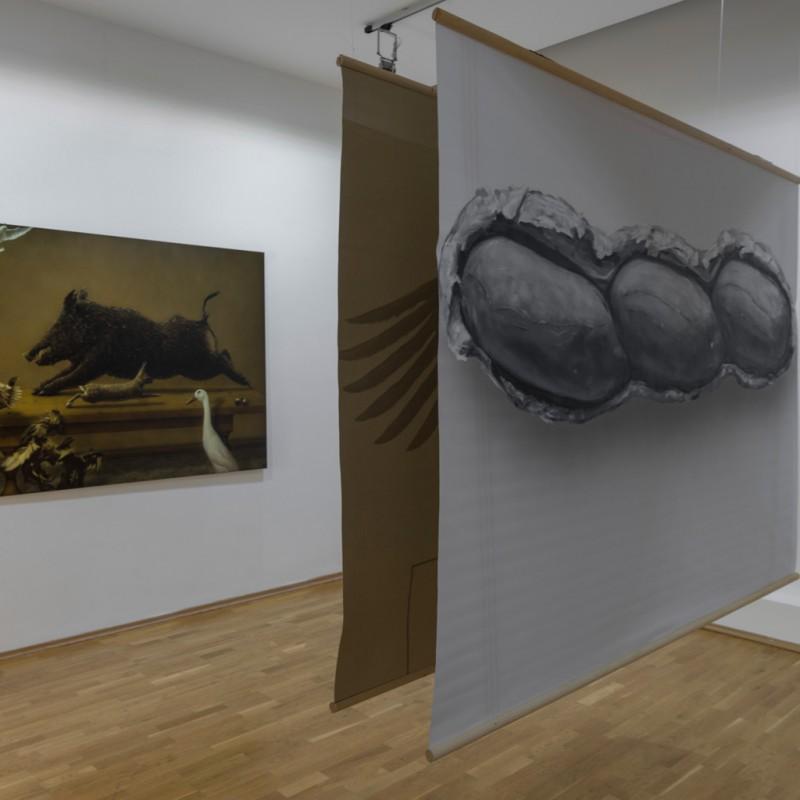 Za, Východoslovenská galéria Košice, 2016